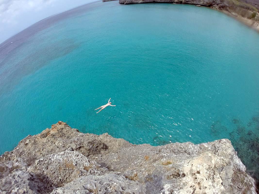Chill out im karibischen Meer