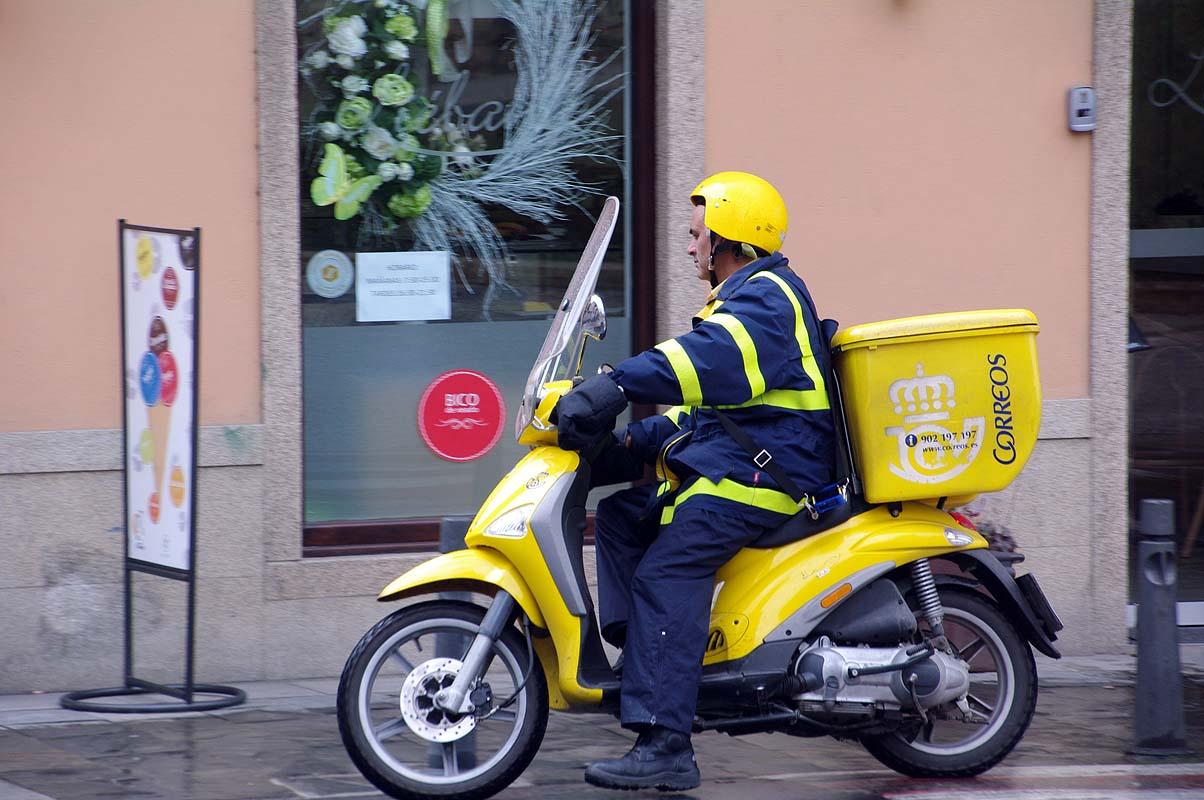 Flotte spanische Post
