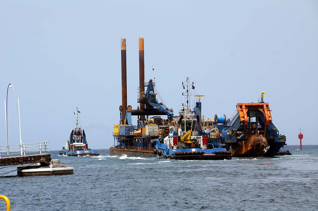 Auch das ist Curacao - Öl für Holland