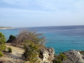 Karibisches Meer auf Curacao
