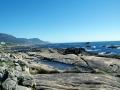 Raue Küsten von Galicien