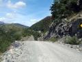 Heftiges auf und ab auf der Carretera Ausstral