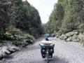 Unterwegs im feucht-kalten Regenwald