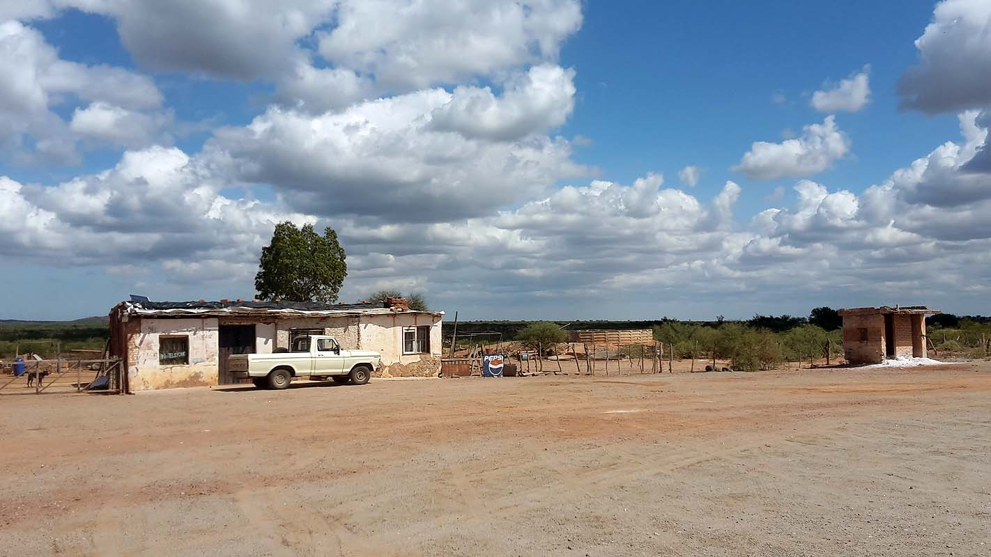 Argentinisches Outback