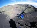 Schlot Vulkan Villarrica