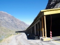 Auf dem Weg zum Andenpass
