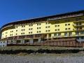 Luxus-Hotel beim Skigebiet Portillo