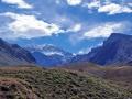 Der Aconcagua mit 6962 m