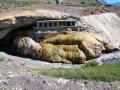 Natürliche Brücke bei Punte del Inca