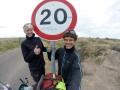 20 km/h - 20.000 km
