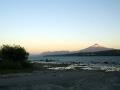Lago Villarrica und Vulkan Villarrica