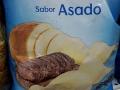 Argentinisches Nationalgericht in Chips-Form