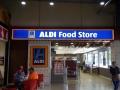 ALDI in Melbourne, sieht genau gleich aus