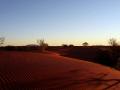 Guten Morgen Uluru und Kata Tjuta