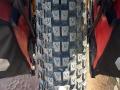 Marks Reifen (Handbreite Lauffläche für Sand)