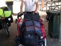 Roger aus England läuft (!!) unsere Strecke von Darwin nach Melbourne