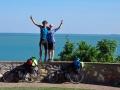 Darwin und Meer erreicht, YES!