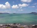Bucht bei Kailua