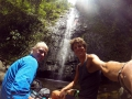 Wasserfall für Wasserratten