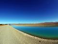 Kanal vom Lake Tekapo zum Lake Pukaki