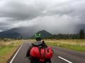 Ein einziger Tag mit Schauern und Jacke in Neuseeland, Rekord!