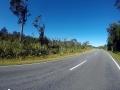 Kalter Regenwald über mehrere Tage