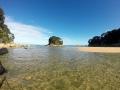 Abel Tasman - Kajak - Traumbeach und Schlafplatz