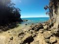 Abel Tasman - Kajak - private Lagune
