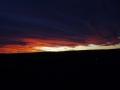Mega Sonnenaufgänge auf Feuerland im Sturm