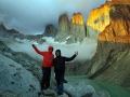 Torres del Paine - kitschig, aber schön