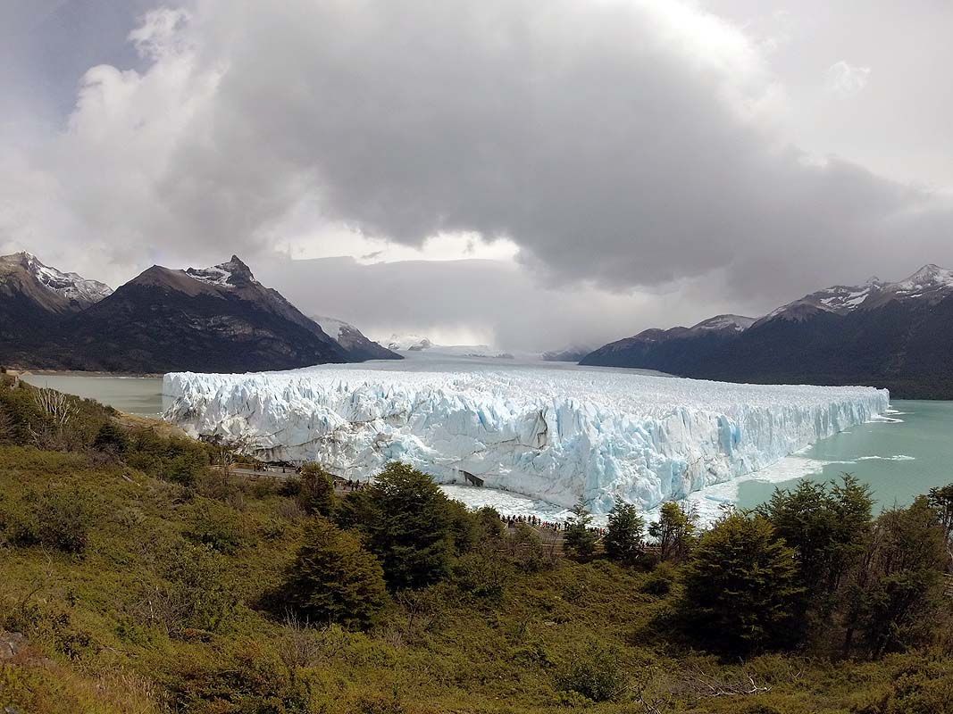 Perito Moreno Gletscher