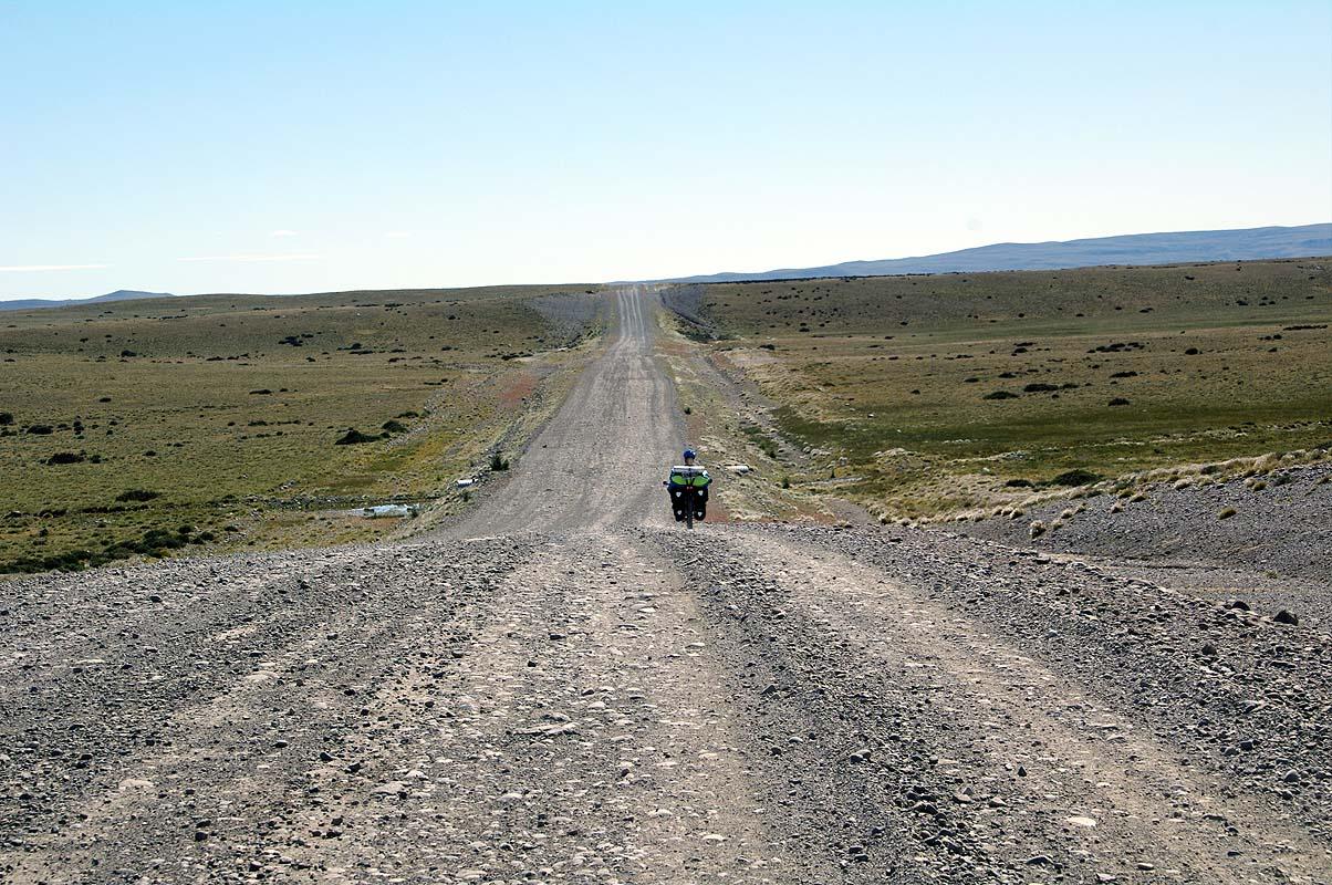 Pampa auf der Ruta 40