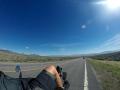 Nach jedem Pass in das nächste Tal/Becken mit wechselnder Landschaft
