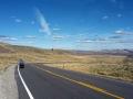 Auf dem Weg von Rock Springs nach Utah