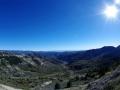 Ausblick vom Douglas Pass