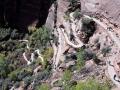 """""""Autobahn""""-Wanderweg im Zion NP zum Angels Landing"""