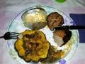 Wahnsinnig leckeres Essen bei Warmshower Host in St. George