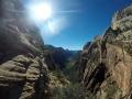 Tolle Ausblicke im Zion NP