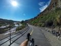 Es gibt sie die Fahrradwege, auch in Utah für immerhin 10 km