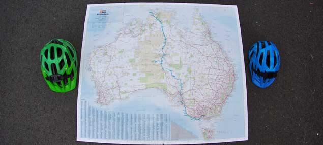 Australien – ab durch die Mitte in 5200 km