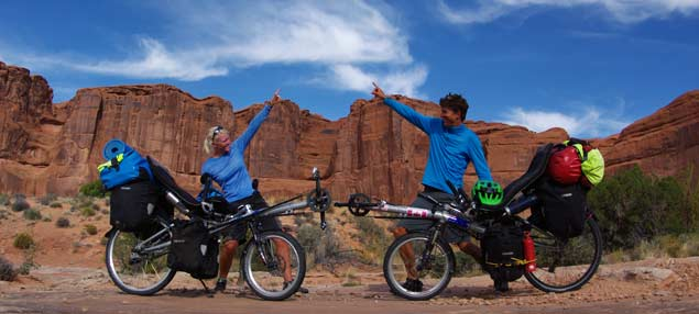 USA – Utah´s Berge und Wüsten via Rad
