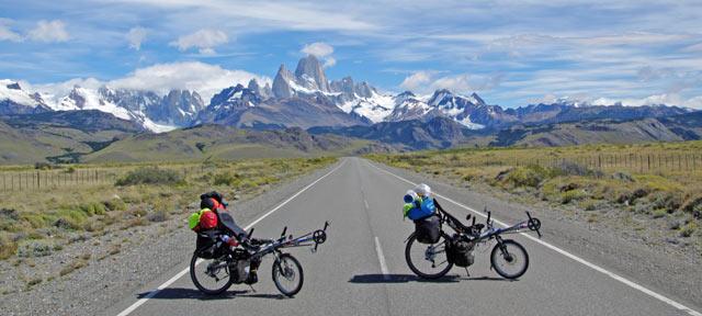 Patagonien – Pampa, Gletscher und retour